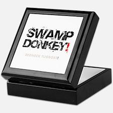SWAMP DONKEY - REDNECK TUGBOAT! V Keepsake Box