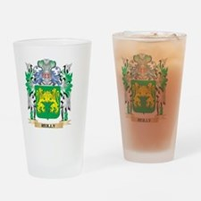 Reilly Coat of Arms - Family Crest Drinking Glass