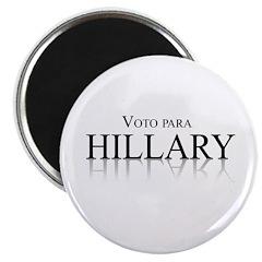 Voto para Hillary Clinton 2.25