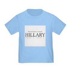 Necesitamos a mujer Hillary T