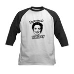Te quiero Hillary Clinton Kids Baseball Jersey