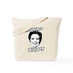 Te quiero Hillary Clinton Tote Bag