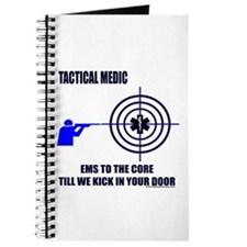 Tactical Medic Shirts and Gif Journal