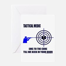 Tactical Medic Shirts and Gif Greeting Card