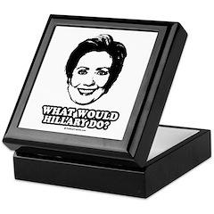 Hillary Clinton: What would Hillary do? Keepsake B