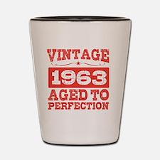 Unique Vintage 1963 Shot Glass