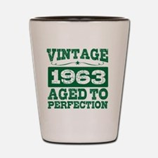 Cool Vintage 1963 Shot Glass