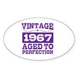 1967 Stickers