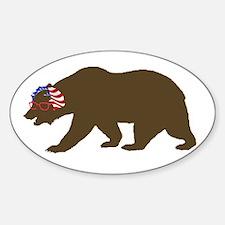 Bears for Bernie Decal