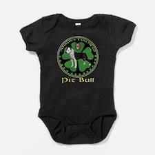 Funny Irish american Baby Bodysuit