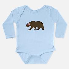 Bears for Bernie Body Suit