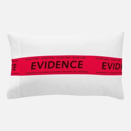 Cute Crime scene investigator Pillow Case