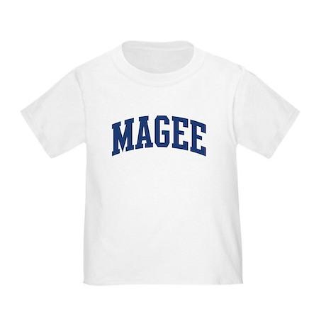 MAGEE design (blue) Toddler T-Shirt