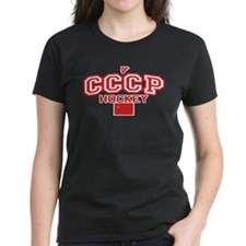CCCP Soviet Hockey S Tee
