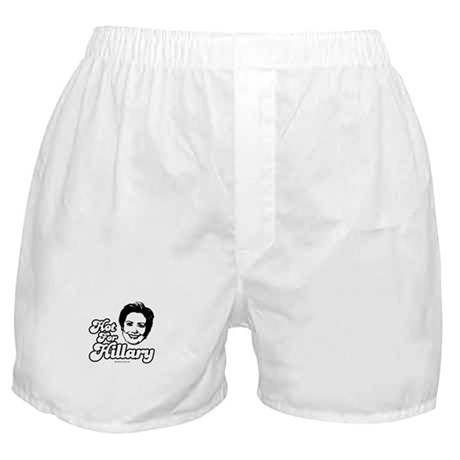 Hot for Hillary Boxer Shorts