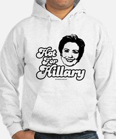Hot for Hillary Hoodie
