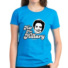 Hot for Hillary Tee