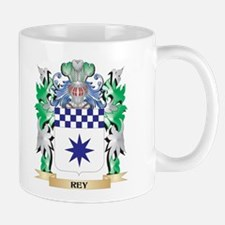 Rey Coat of Arms - Family Crest Mugs