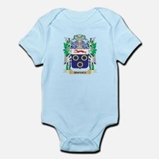 Rhodes Coat of Arms - Family Crest Body Suit