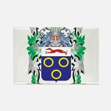 Rhodes Coat of Arms - Family Crest Magnets