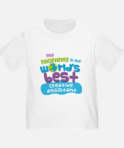 Creative Assistant Gift for Kids T