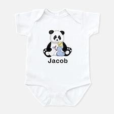 Jacob's Little Panda Infant Bodysuit