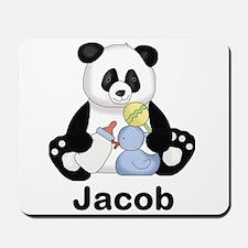 Jacob's Little Panda Mousepad