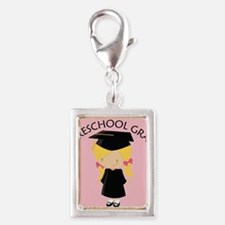 Preschool Graduate Girl Charms