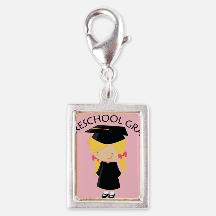 Preschool Graduate Girl Charms