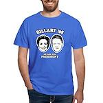 Billary 08: We are the President Dark T-Shirt