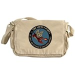 Liberty Flying Tiger Messenger Bag