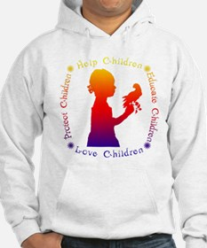 Protect Children Rights Hoodie
