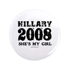 Hillary 2008: She's my girl 3.5