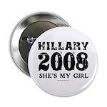 Hillary 2008: She's my girl 2.25
