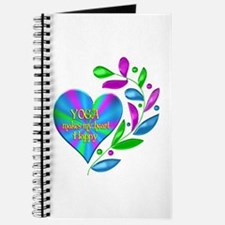 Yoga Happy Heart Journal