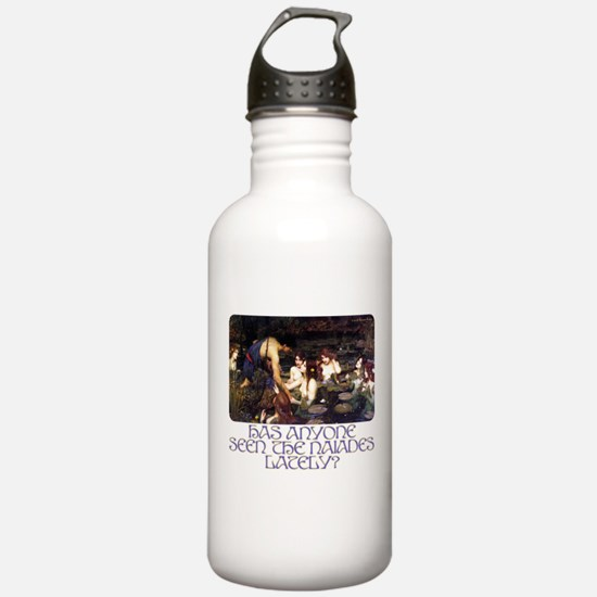 Naiades Water Bottle