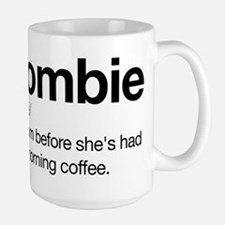 Mombie Coffee Mug