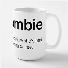 Mombie Large Mug