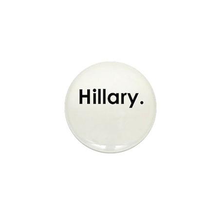 Hillary period Mini Button (10 pack)