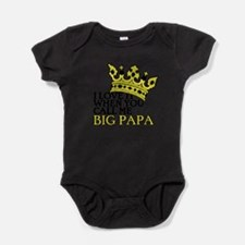 Unique Hip Baby Bodysuit