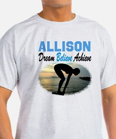 PERSONALIZE SWIMMER T-Shirt