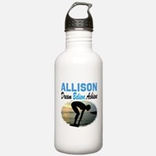 PERSONALIZE SWIMMER Water Bottle