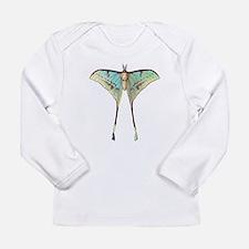 Luna moth Long Sleeve T-Shirt