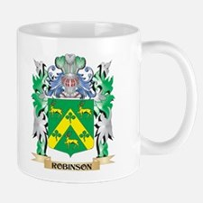 Robinson Coat of Arms - Family Crest Mugs