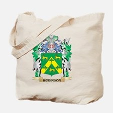 Robinson Coat of Arms - Family Crest Tote Bag