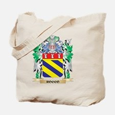 Rocco Coat of Arms - Family Crest Tote Bag