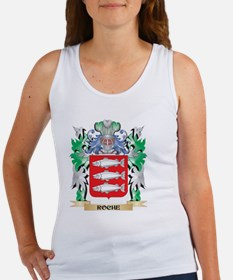 Roche Coat of Arms - Family Crest Tank Top