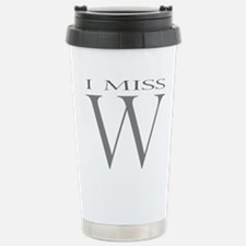 Unique George bush Travel Mug