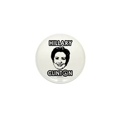 Hillary Clinton for Peace Mini Button (100 pack)