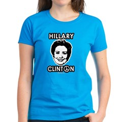 Hillary Clinton for Peace Tee